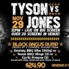 Mike Tyson, Roy Jones Jr. ready to slip on the boxing